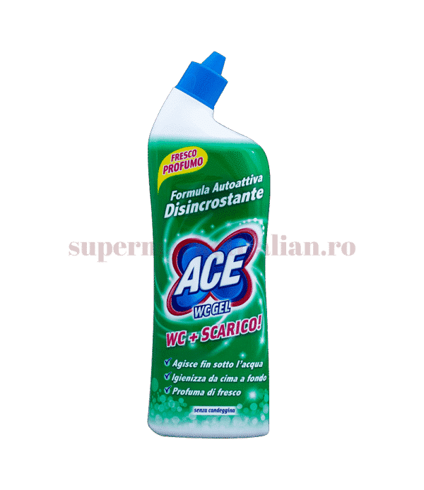 ACE WC Gel Scarico front