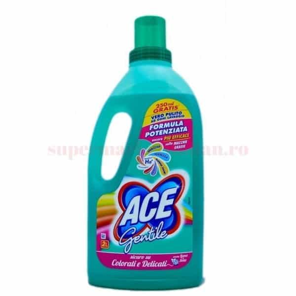 Aditiv pete Ace Gentile haine colorate si delicate 2 L