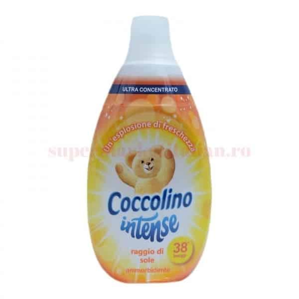 Balsam de rufe Coccolino Intense raza de soare
