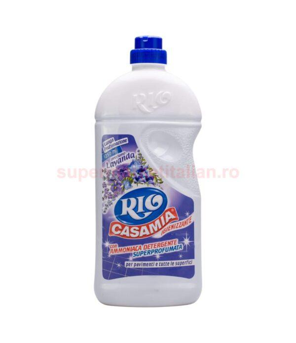 Detergent Pardoseala Rio Casamia cu amoniac superparfumat 1250 ml 8011941002758 1