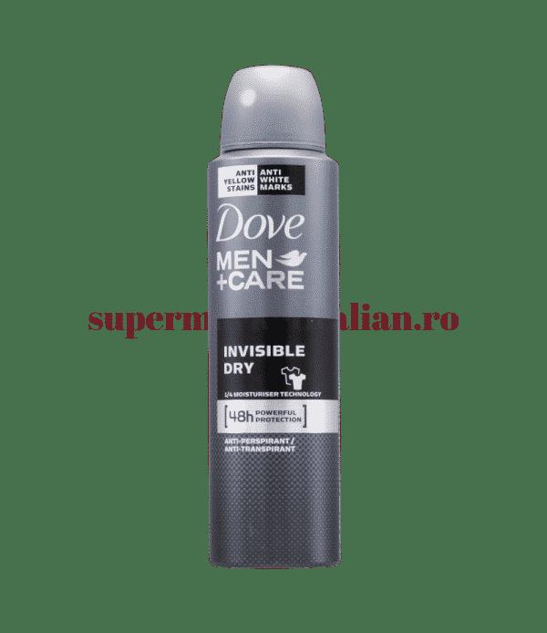 Dove Men Care Anti Perspirant Invisible Dry Front
