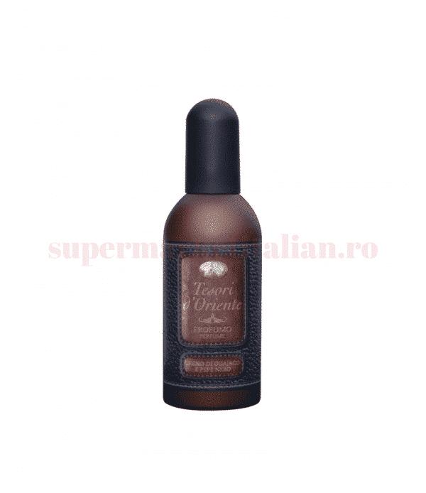 Parfum Tesori DOriente Cu Lemn De Guajaco Și Piper Negru 100 Ml
