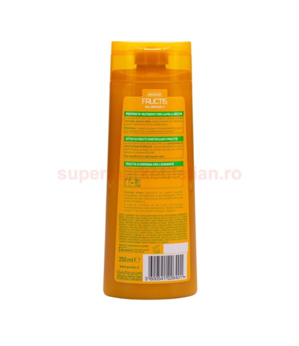 Sampon Garnier Fructis Hranitor Oil Repair 3 250 ml 3600541226401 2