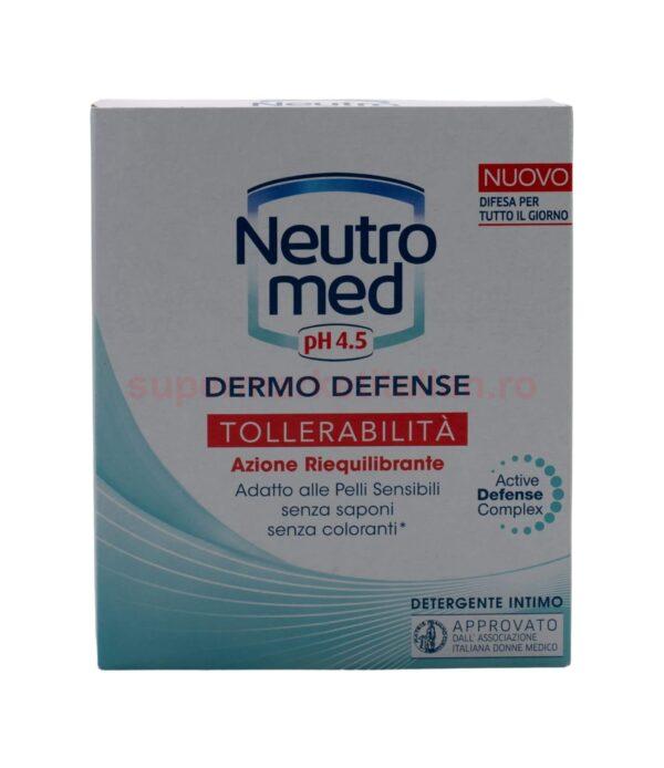 Sapun intim Neutromed Dermo Defense 200 ml 8015700152463 1