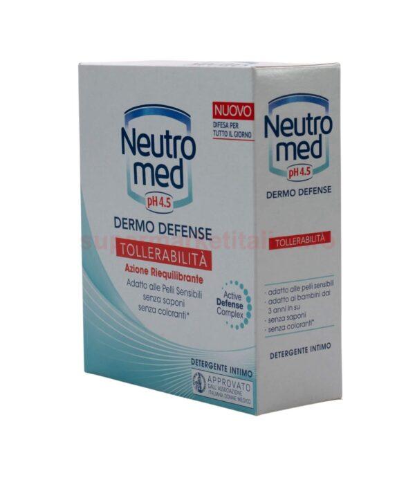 Sapun intim Neutromed Dermo Defense 200 ml 8015700152463 2