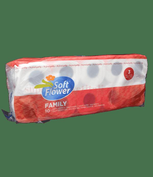 Softflower Family 10