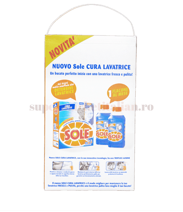Sole Banco solare ultra 130 back