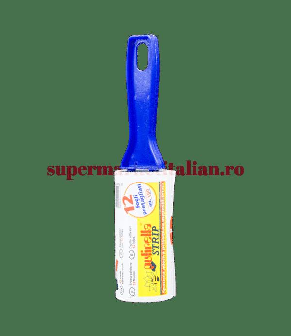 Spazzola adesiva Pulirella Strip 12 fogli back
