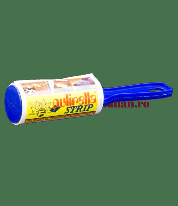 Spazzola adesiva Pulirella Strip 12 fogli iso
