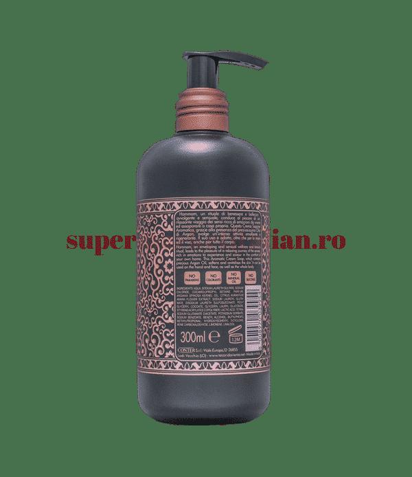 Tesori doriente hammam olio di argan back