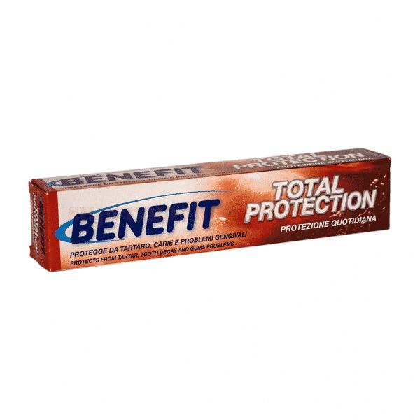 benefit pasta de dinti total protection
