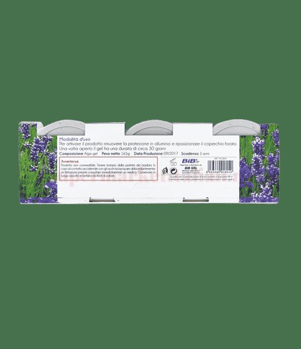 bib area deodorante per ambienti fragtanza lavanda back