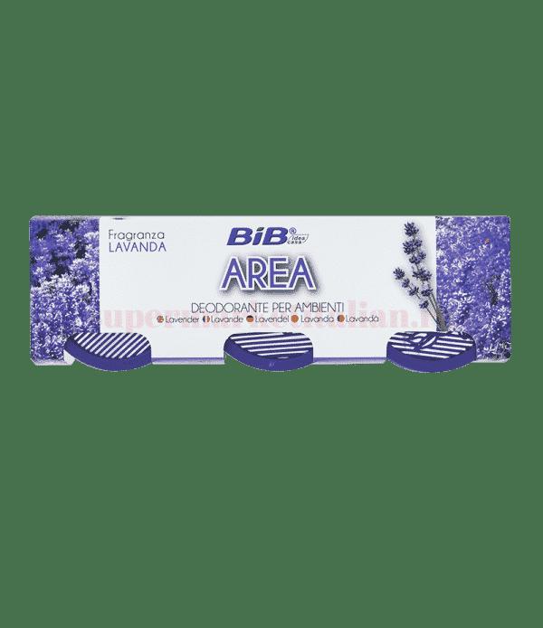 bib area deodorante per ambienti fragtanza lavanda front