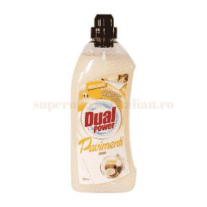 dual power detergent pardoseli ulei de argan 1l