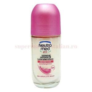 Deodorant Roll-On Neutromed Sensitive 50 ml