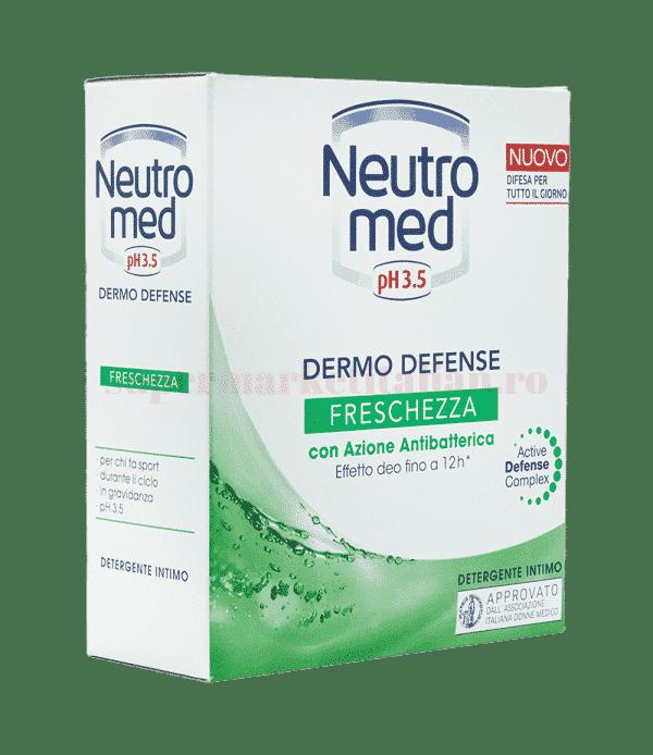 neutro med ph 3 5 dermo defense freschezza iso