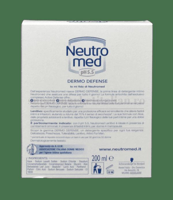 neutroMed dermoDefense Lenitivo SPATE