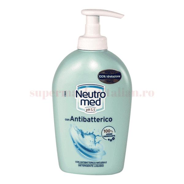 neutromed sapun lichid antibacterian
