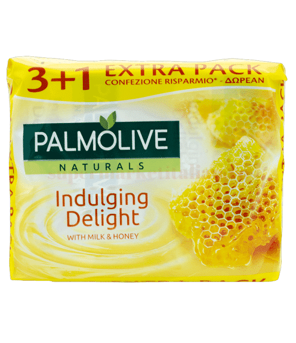 palmolive naturals indulging delight with milk and honey 3 1 front
