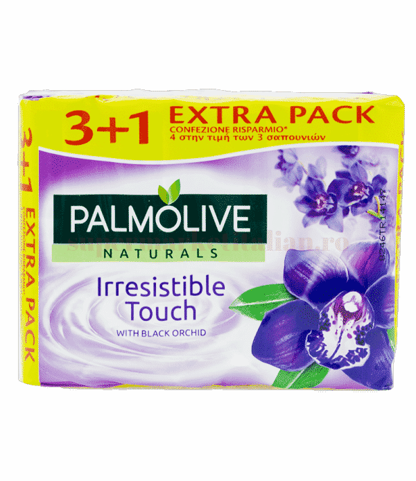 palmolive naturals irresistible touch with black orchid 3 1 front