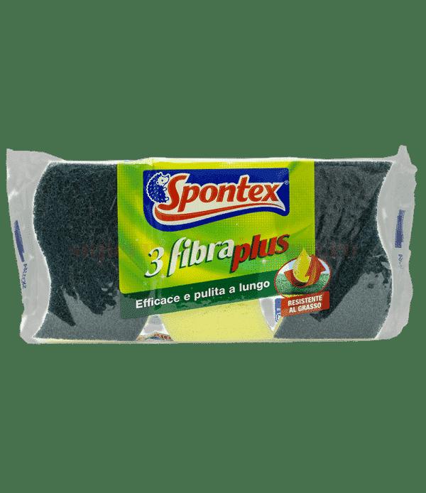 spontex 3 fibra plus grasso stop front