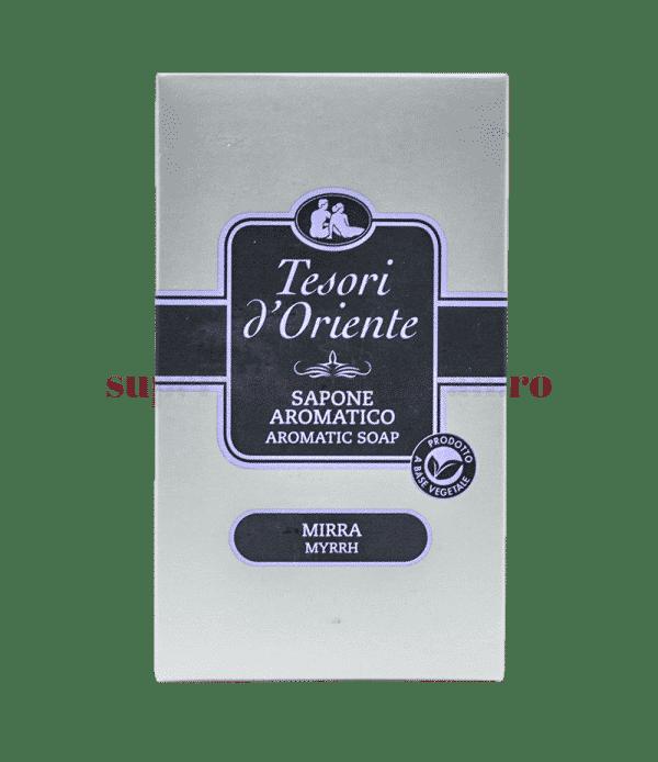 tesori doriente sapone aromatico mira front