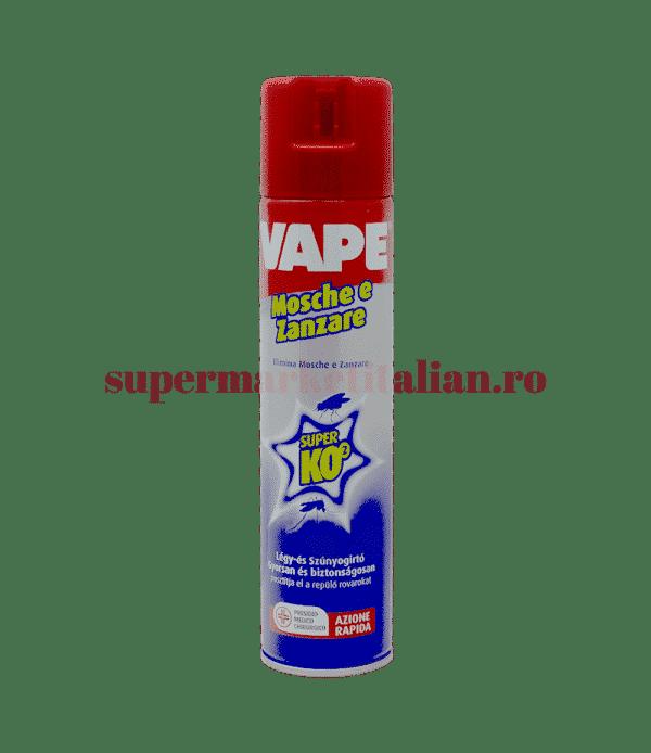 vape mosche e zanzare super ko2 front