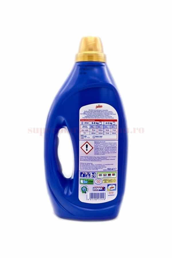 Detergent lichid Bio Presto Aromaterapia 19 spălări 1