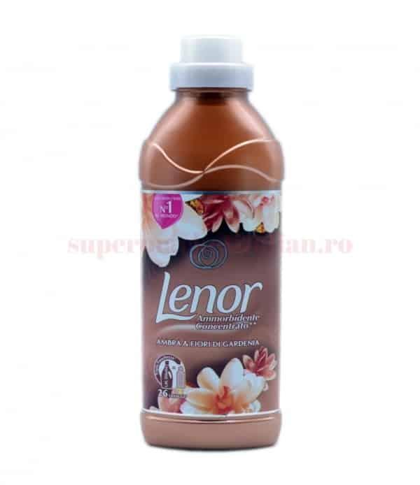 Balsam de Rufe Lenor Concentrat Chilimbar si Flori de Gardenie 1 650 ml 8001090026910