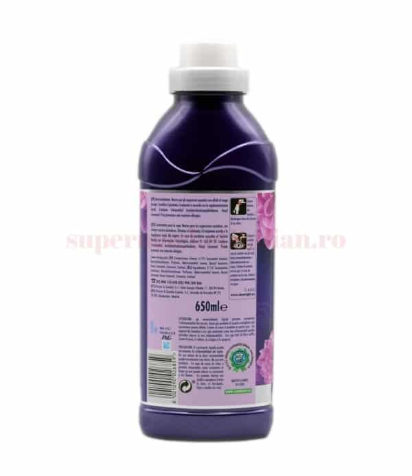 Balsam de rufe Lenor Concentrat Ametista Bouquet Fiorito 650 ml 2 8001090026859