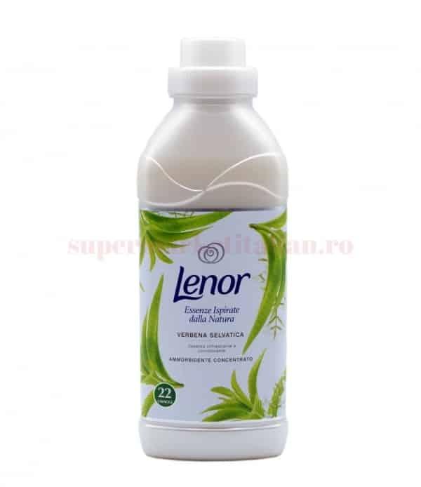 Balsam de rufe Lenor Verbina Salbatica 650 ml 1 8001090763167