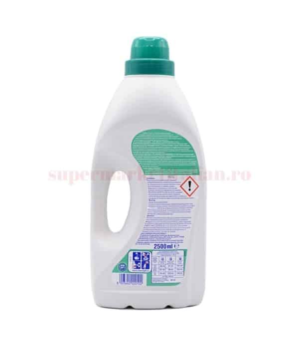 Detergent lichid de rufe Soft cu Mosc Alb 2.5L 8003640020102 2