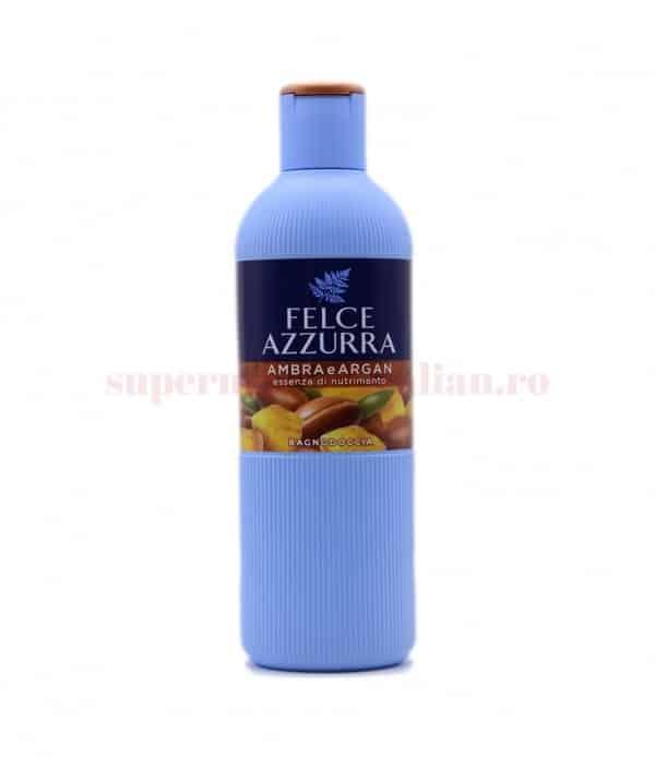 Gel de duș Felce Azzurra Flori de Sakura 650 ml 1 8001280068034