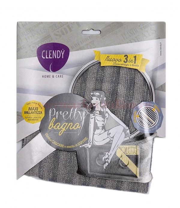 Lavetă Clendy Toilette 8033532152192