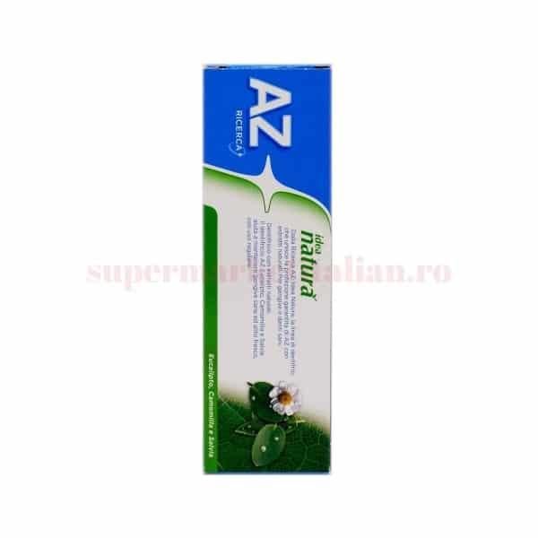 Pastă de dinți AZ Ricerca Idea Natura 2