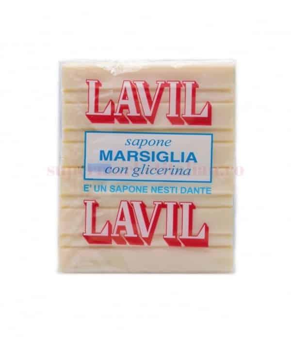 Săpun solid Lavil Marsiglia cu Glicerină 3 bucăți 1 8003445900227