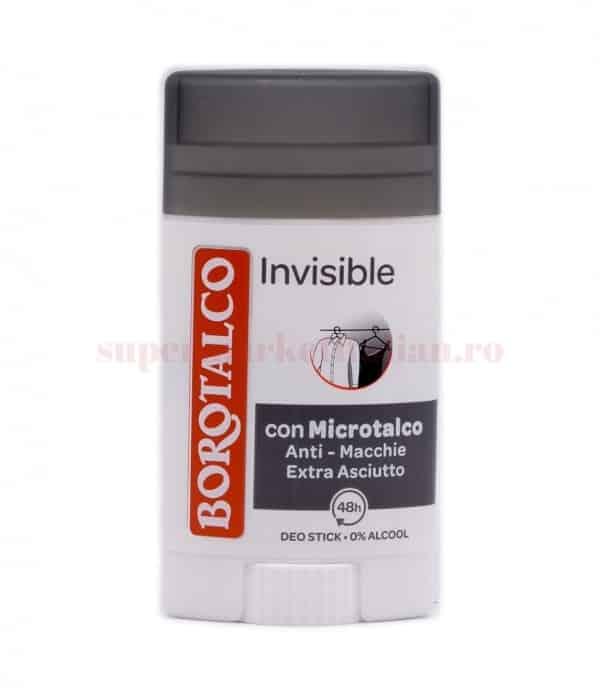 Deo Stick Borotalco Invisible 40 Ml 80962182