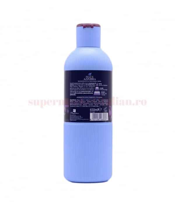 Gel de duș Felce Azzurra Orhidee Neagră 650 ml 8001280068089 1