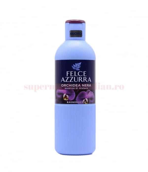 Gel de duș Felce Azzurra Orhidee Neagră 650 ml 8001280068089 2