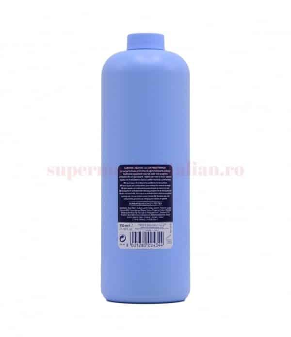 Rezervă săpun lichid Felce Azzurra Antibacterian cu mentă și lămâie verde 750 ml 8001280024344 1