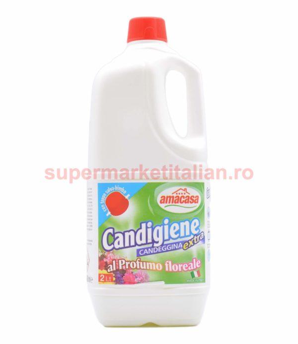 nălbitor Amacasa Candigiene cu Parfum Floral 2000 ml 8004393822005 1