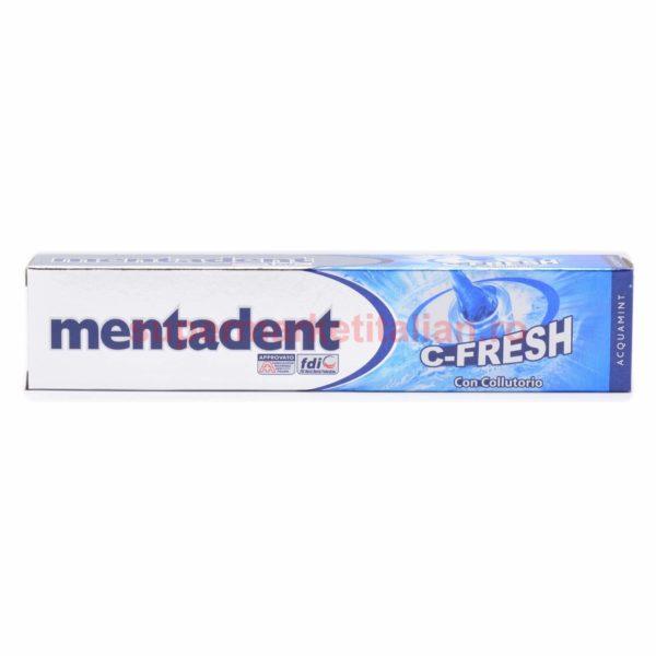 Pasta de dinți Mentadent C Fresh cu apă de gură 75 ml 8717163020074 2