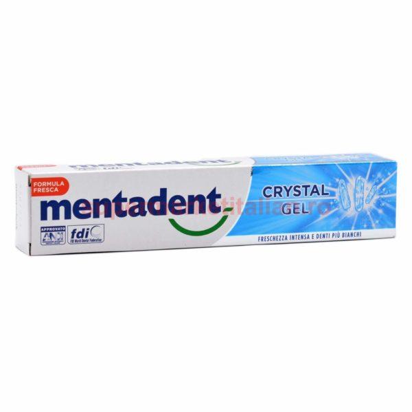 Pasta de dinți Mentadent Crystal Gel 75 ml 8717163746691 1