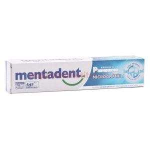 Pasta de dinti Mentadent cu Microgranule
