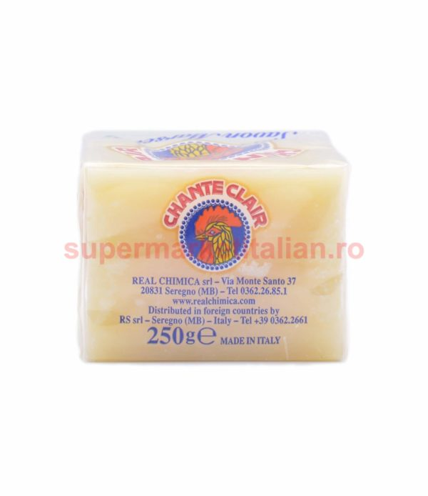 Săpun solid de rufe ChanteClair cu parfum de Marsiglia 250 g 8015194517878 1