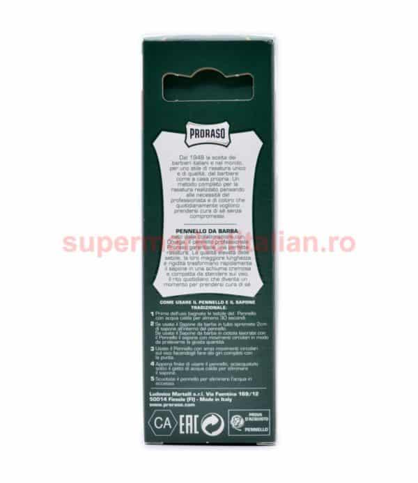Proraso Professionale Pămatuf pentru bărbierit 8004395000395 3