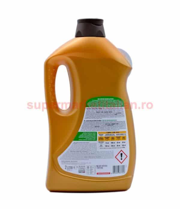 Detergent lichid Dual Power cu Argan 40 de spălări 2 litri 8054633837306 1