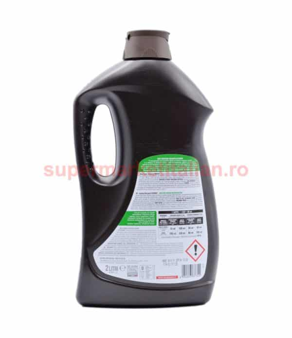 Detergent lichid Dual Power cu Cocos 40 de spălări 2 litri 8054633837344 2