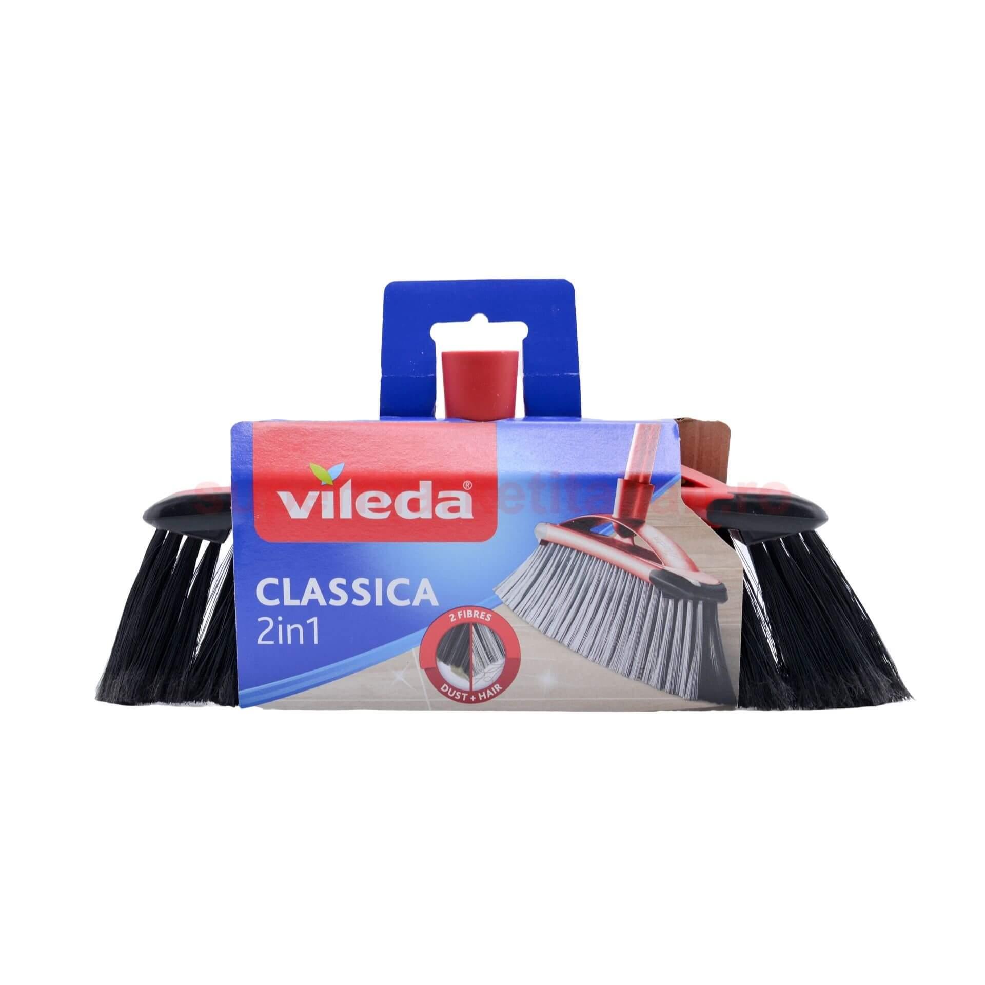 Matura Vileda Clasisca 2 in 1 pentru praf si pentru par 4023103095908 1