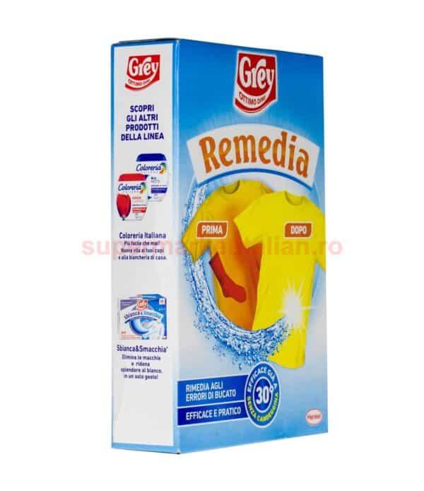 Detergent aditiv pentru remediere culori Grey Remedia 200 grame 8003190984015 2